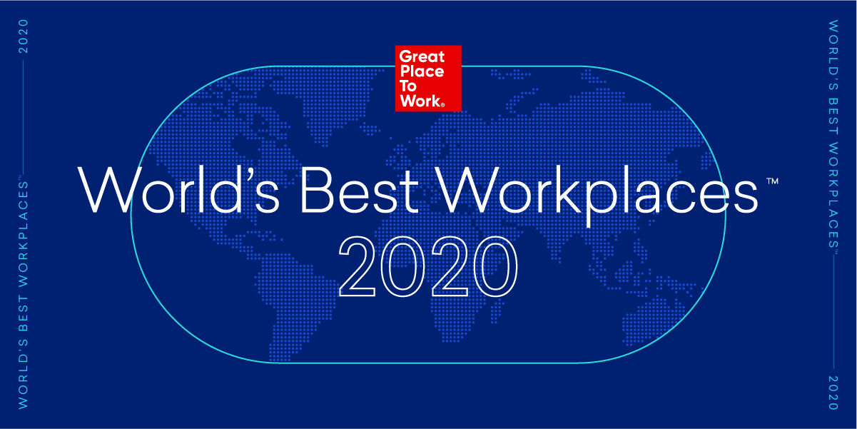 In 2020, the World's Best Workplaces Have Met the Moment