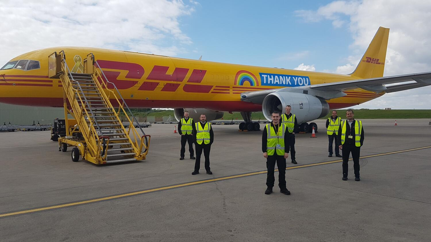 How World's Best Workplace DHL Deepened Its Commitment To Community in 2020