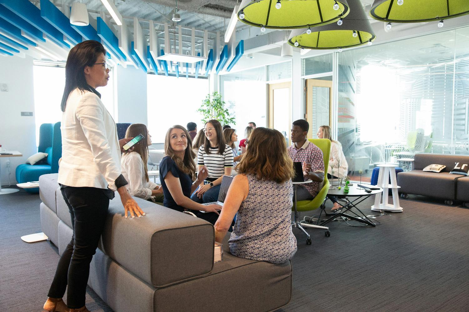 Fortune 500 Executives Tell Us What Their Post-COVID Workplaces Will Look Like