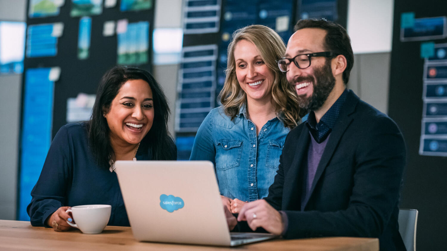 How has Salesforce kept their culture strong and maintained a great place to work through massive growth? Salesforce's EVP of Employee Success, Cindy Robbins, offers key culture five lessons they've learned along the way.