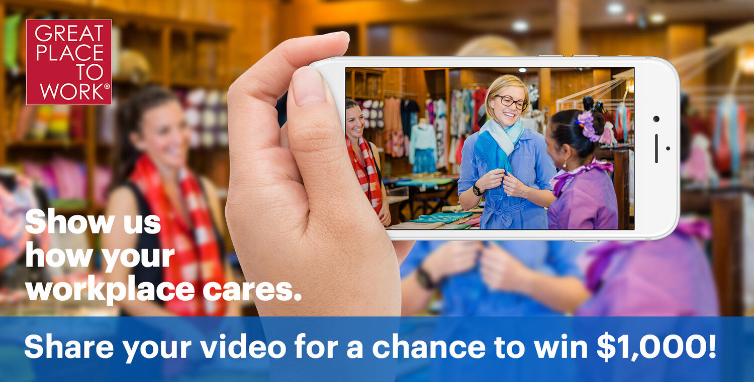 2017 Workplaces that Care Video Contest