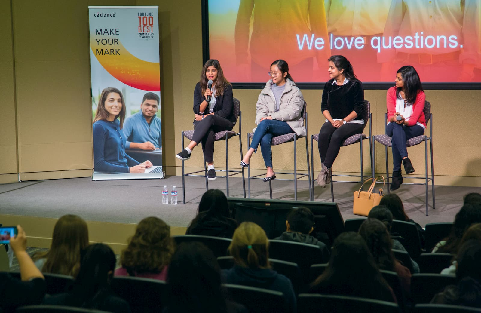 A Healthy Culture for Women & Diversity in Tech