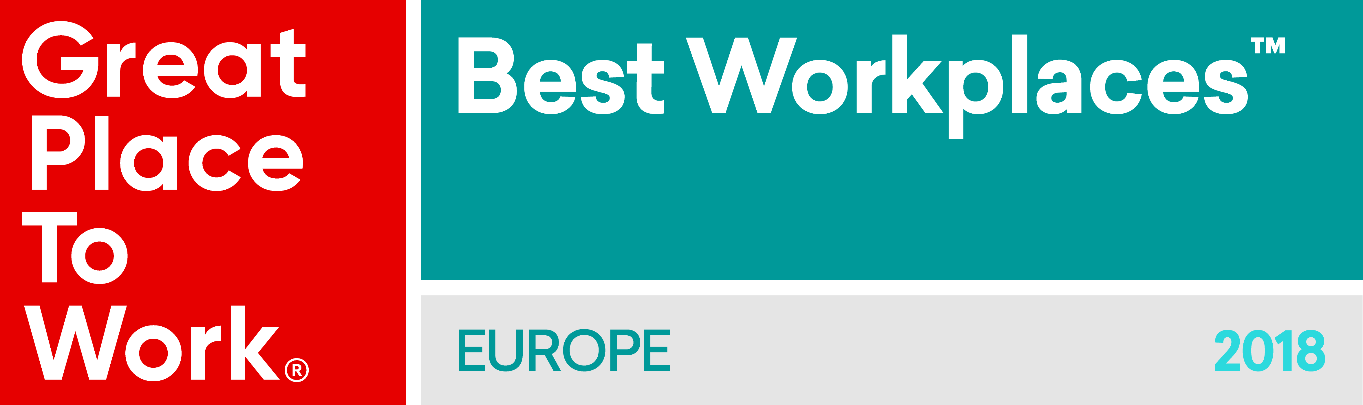Best Workplaces in Europe 2018