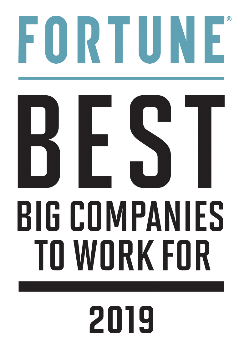 Best Places To Work In Ct 2020 2019 Fortune 100 Best Companies to Work For®