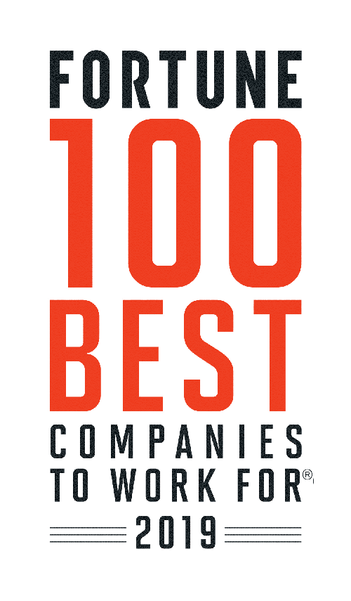 2019 Fortune 100 Best Companies to Work For®