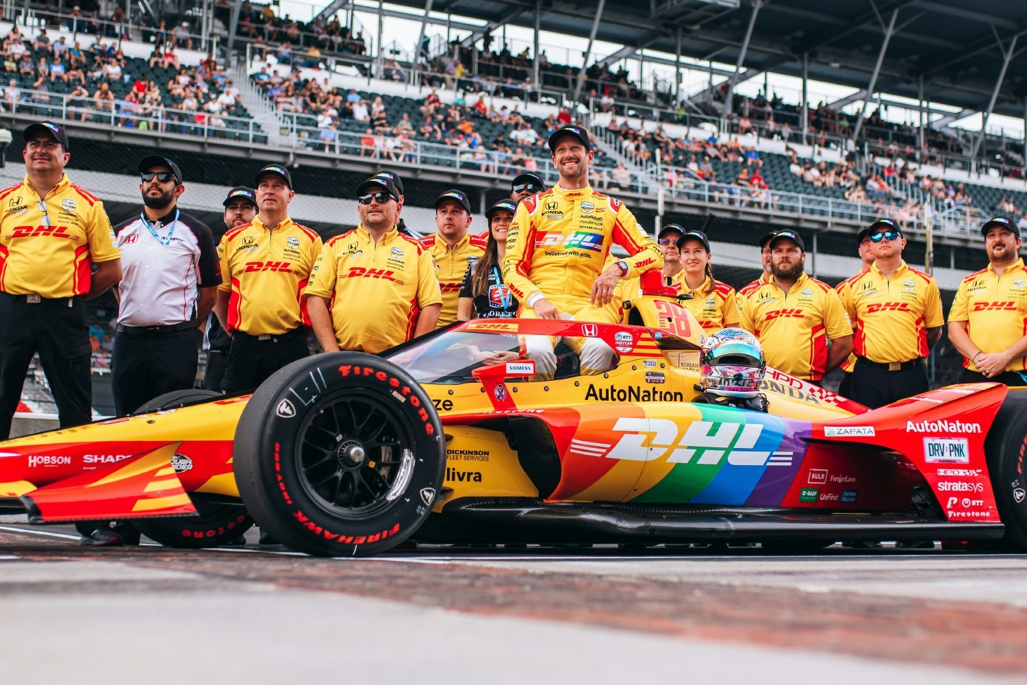 DHL Express U.S. Photo