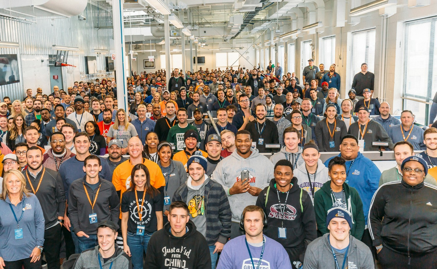 Next College Student Athlete (NCSA) Photo