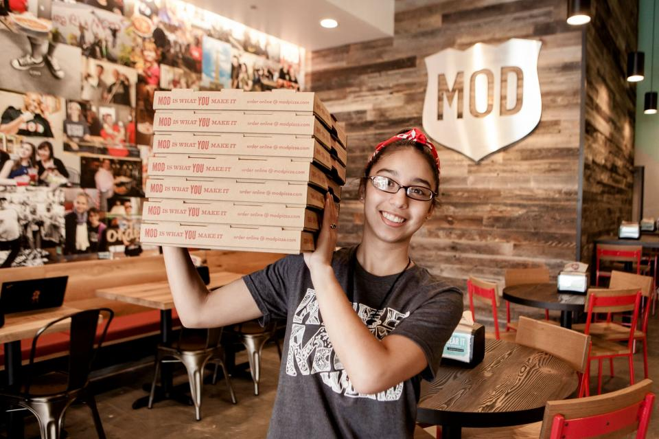 MOD Pizza Photo