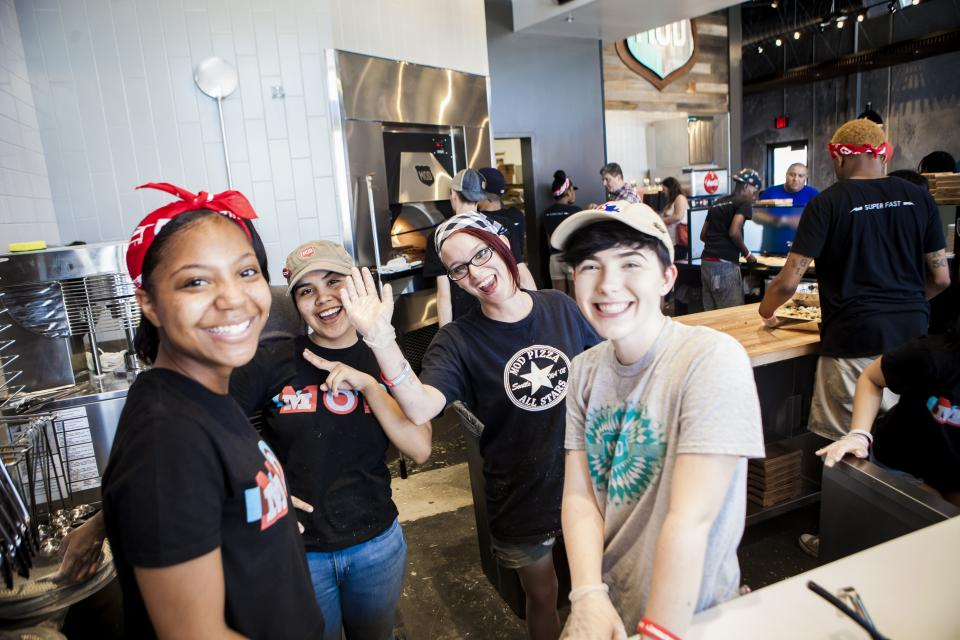 MOD Pizza - Great Place To Work United States