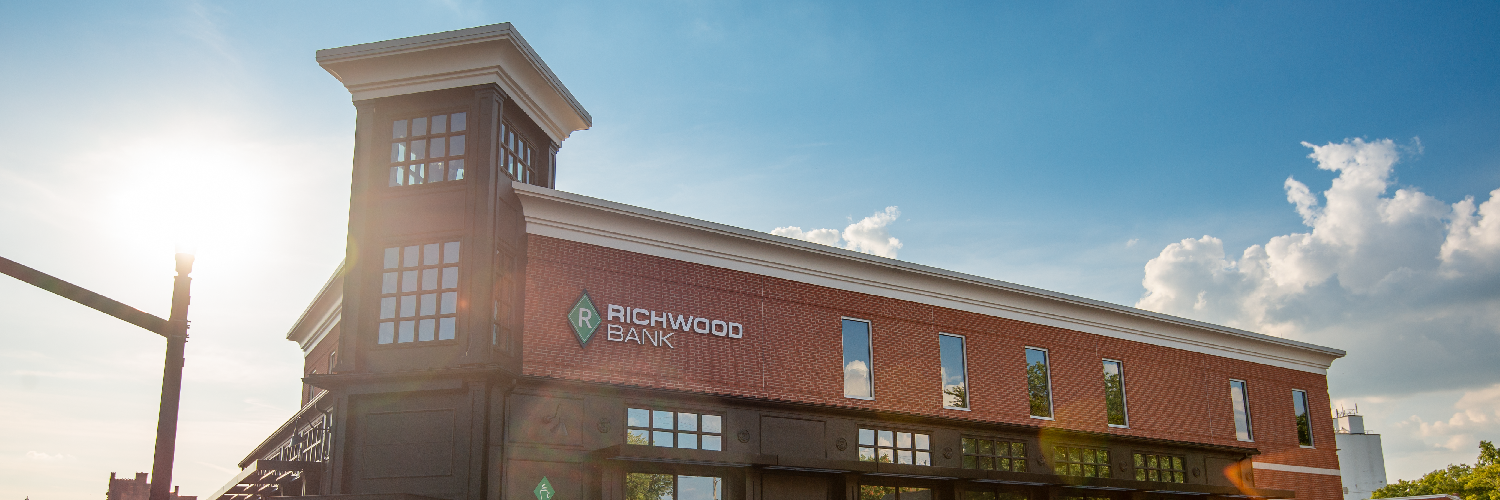 Richwood Bank Photo