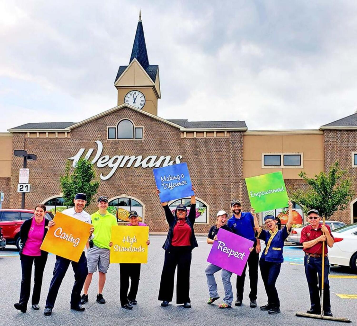 How Wegmans Creates a Culture of Safety for Its Frontline Workers